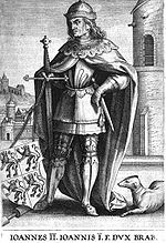 John II of Brabant.